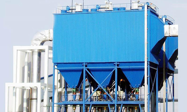 Electrostatic Dust Collector
